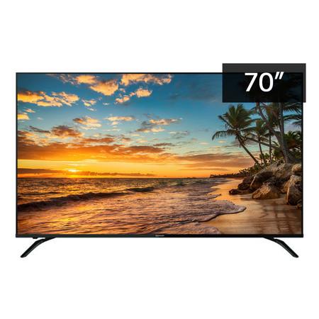 SHARP ANDROID TV 4K ขนาด 70 นิ้ว 4T-C70BK1X