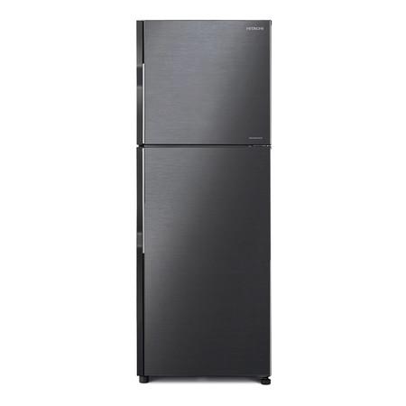 Hitachi ตู้เย็น 2 ประตู 7.7คิว รุ่น RH200PD (Black)