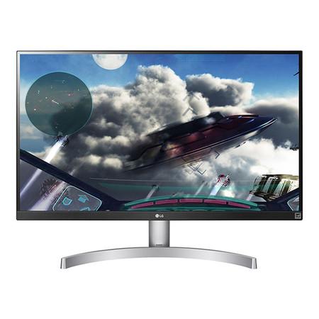 LG Monitor 4K IPS ขนาด 27 นิ้ว รุ่น 27UL600-W