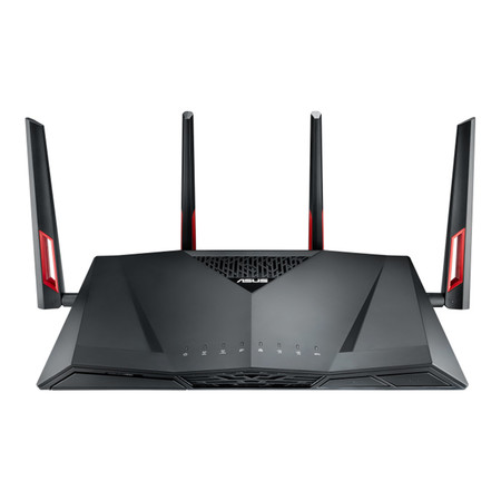ASUS AC3100 Dual Band Gigabit WiFi Gaming Router with MU-MIMO RT-AC88U