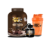 WHEYWWL เวย์โปรตีนไอโซเลท ขนาด 4 ปอนด์ รสช็อกโกแลต (แถมฟรี แก้ว shaker และกระปุกแบ่งเวย์)