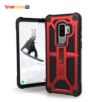 UAG MONARCH Series Galaxy S9+ - Crimson