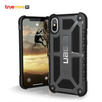 UAG MONARCH Case for iPhone X - Black