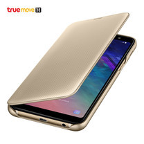 Samsung Galaxy A6+ Wallet Flip Cover