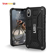 UAG MONARCH Case for iPhone X - Carbon Fiber.