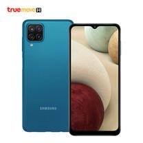 Samsung Galaxy A12 128GB (เครื่องจะถูกล็อคหากค้างชำระค่าบริการ)