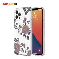 เคส iPhone 12 Pro Max Coach Protective Shell - Flora Clear