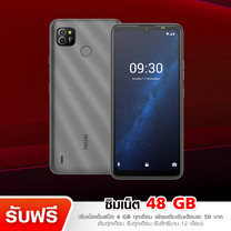 TECNO POP4 LTE (ฟรี ซิมเน็ต 48GB)
