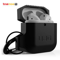 UAG SILICONE CASE FOR APPLE AIRPODS - BLACK