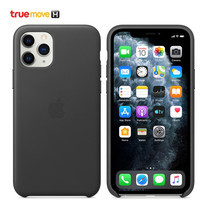 iPhone 11 Pro Leather Case - Black