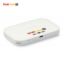 True 4G Pocket WiFi (150Mbps) - White