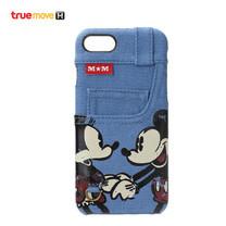 เคส iPhone 7 Disney Pocket Case - Mickey Mouse2