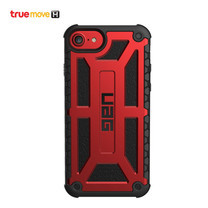 UAG MONARCH Series Cases for iPhone 8/7/6s - CRIMSON