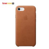 Leather Case for iPhone 8/7 - สีน้ำตาลอานม้า
