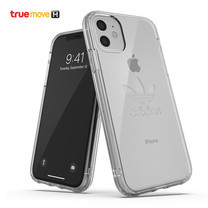Adidas Protective Trefoil Clear Case For iPhone 11 - Clear