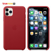 iPhone 11 Pro Max Leather Case - (PRODUCT)RED