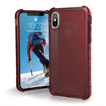 UAG PLYO Case for iPhone X - Crimson.