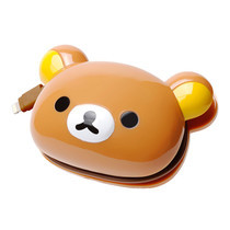 อุปกรณ์ชาร์จไฟ Disney AC Charger 1A with Lightning Connector - Rilakkuma LTG