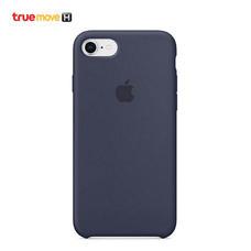 เคสซิลิโคน Apple สำหรับ iPhone8/ 7/6 (สามารถรองรับรุ่น iPhone SE ได้) - Midnight Blue
