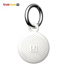 [U] by UAG Apple AirTags รุ่น Dot Keychain สี Marshmallow