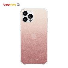 เคส KATESPADE สำหรับ iPhone 12 Pro Max รุ่น GLITTER สี Pink