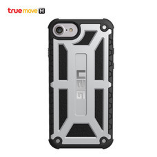UAG MONARCH Series Cases for iPhone 8/7/6s - SILVER