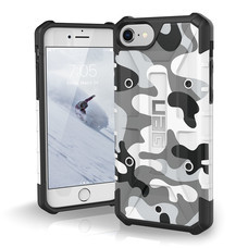 UAG PATHFINDER Cases for iPhone 8/7 - ARCTIC