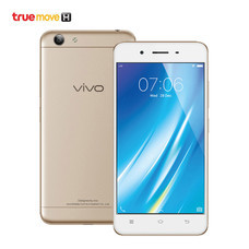 Vivo Y53C (รองรับเฉพาะซิมเครือข่าย TrueMove H) - Crowngold