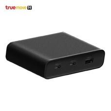ZMI อะแดปเตอร์ชาร์จเร็วแบบตั้งโต๊ะ รุ่น HA932 QC3.0/AC/65W PD 3 พอร์ต (USB-A 1 ช่อง และ USB-C 2 ช่อง)
