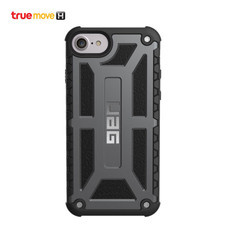 UAG MONARCH Series Cases for iPhone 8/7/6s - BLACK