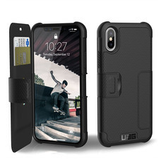 UAG METROPOLIS Case for iPhone X - Black