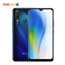 Vivo Y15s (รองรับเฉพาะซิมเครือข่าย TrueMove H) - Black