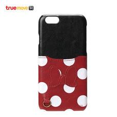 เคส iPhone 7 Plus Disney Leather Case - Minnie Mouse1