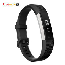 Fitbit Alta HR - Black (Small).