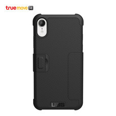UAG Metropolis Series iPhone XR - Black