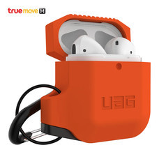 UAG SILICONE CASE FOR APPLE AIRPODS - ORANGE