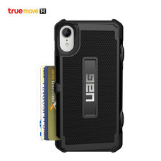 UAG Trooper Series iPhone XR - Black