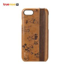 เคส iPhone 7 Disney Leather Case - Mickey1