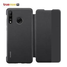 Huawei เคสสำหรับ P30 Lite รุ่น Flip Cover สีดำ