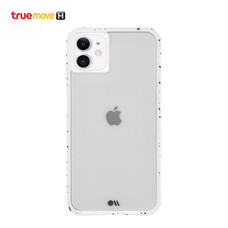 Case-Mate Tough Speckled iPhone 11 - White