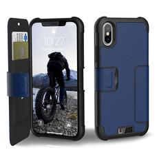 UAG METROPOLIS Case for iPhone X - Cobalt