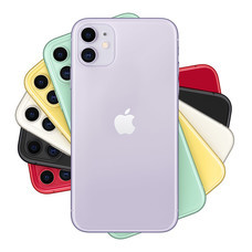 iPhone 11 (256GB) - Deleted