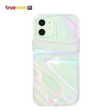 เคส CASE MATE สำหรับ iPhone 12 / 12 Pro (6.1 นิ้ว) รุ่น Soap Bubble
