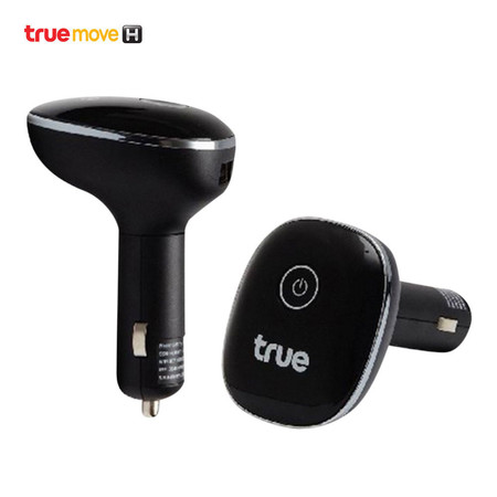 True 4G Car WiFi - Black (5 Users)