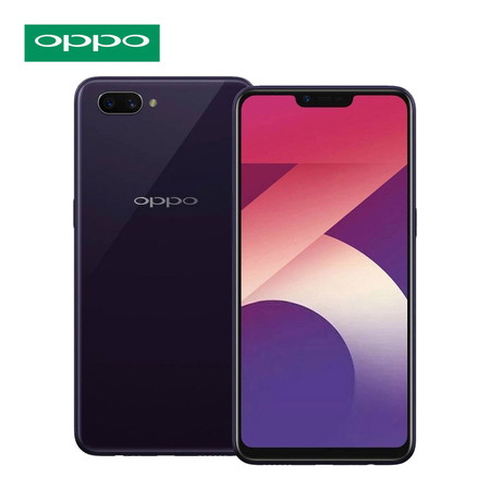 OPPO A3s (รองรับเฉพาะซิมเครือข่าย TrueMove H) - Purple