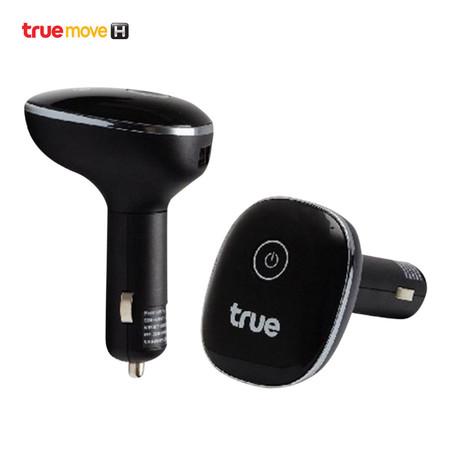True 4G Car WiFi - Black (10 Users)
