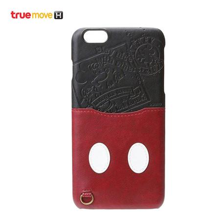 เคส iPhone 7 Plus Disney Leather Case - Mickey mouse1