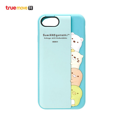 เคส iPhone 7 Disney Silicone Case - San-X 1