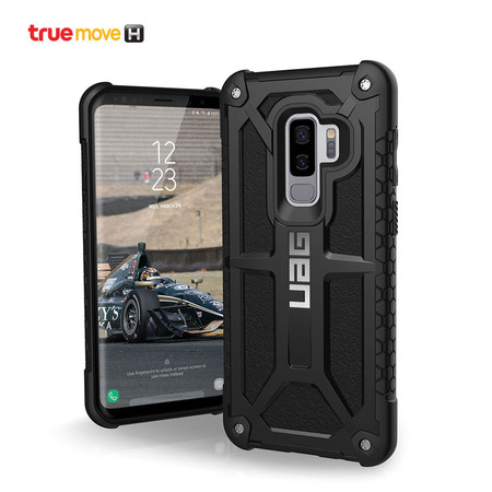 UAG MONARCH Series Galaxy S9+ - Black