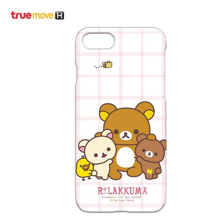 เคส iPhone 7 Disney Hard Case - San-X 5
